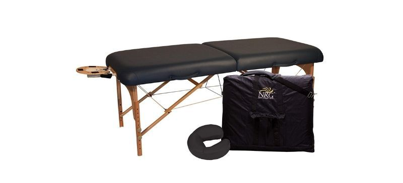 NRG Karma Portable Massage Table Review