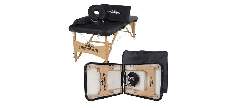 Stronglite Olympia Portable Massage Table Review