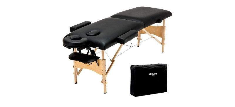 Uenjoy Folding Massage Table Review