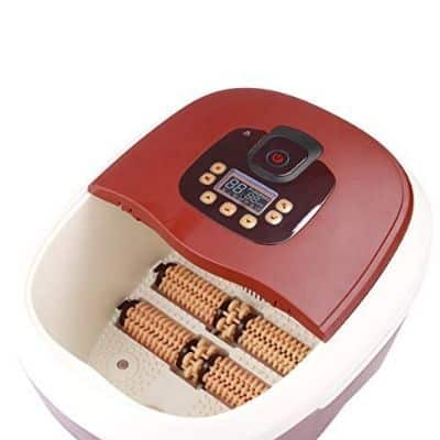 Carepeutic Ozone Waterfall foot spa bath massager (1)