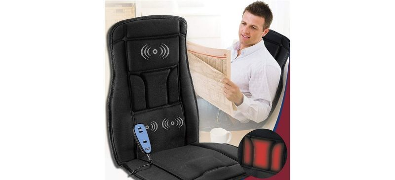 Conair Body Benefits Heated Massaging Seat Cushion Review