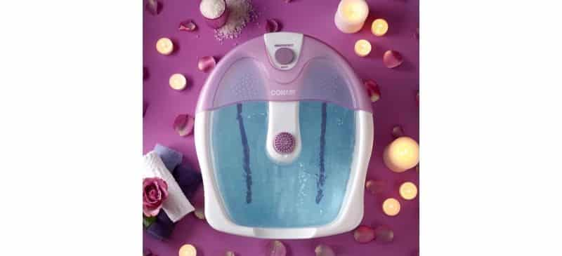 Conair Foot Spa with Vibration and Heat Review