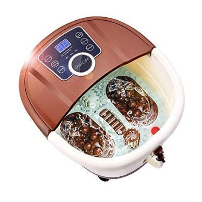 Foot Spa Bath Massager With Heat by Ovitus