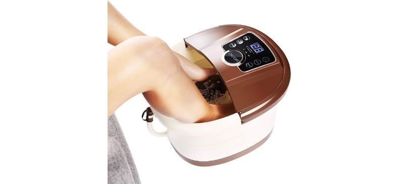 Foot Spa Bath Massager with Heat from Ovitus Review