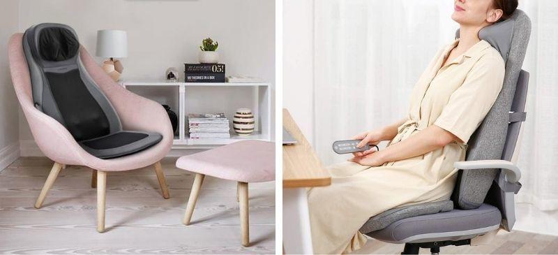 Naipo Shiatsu massage chair pad review