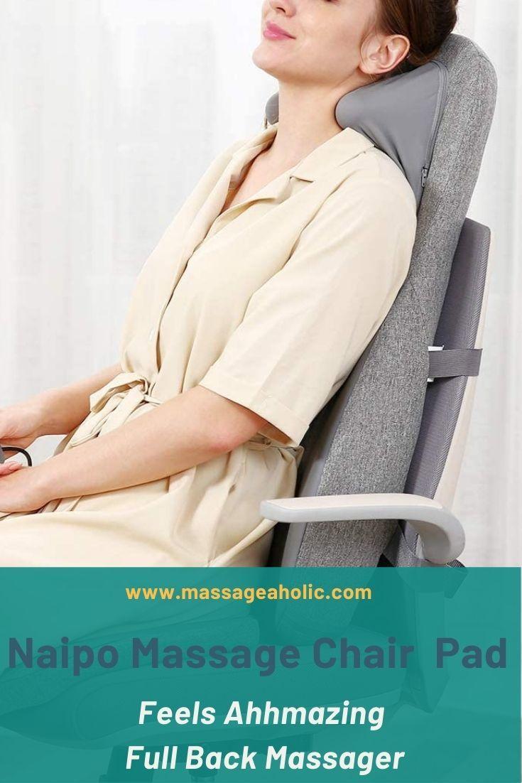 Naipo massage Chair pad review